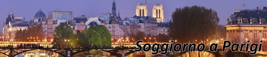 Soggiorno a Parigi in treno, tour della capitale francese