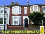 Londra camere in tipiche case inglesi for Case inglesi foto